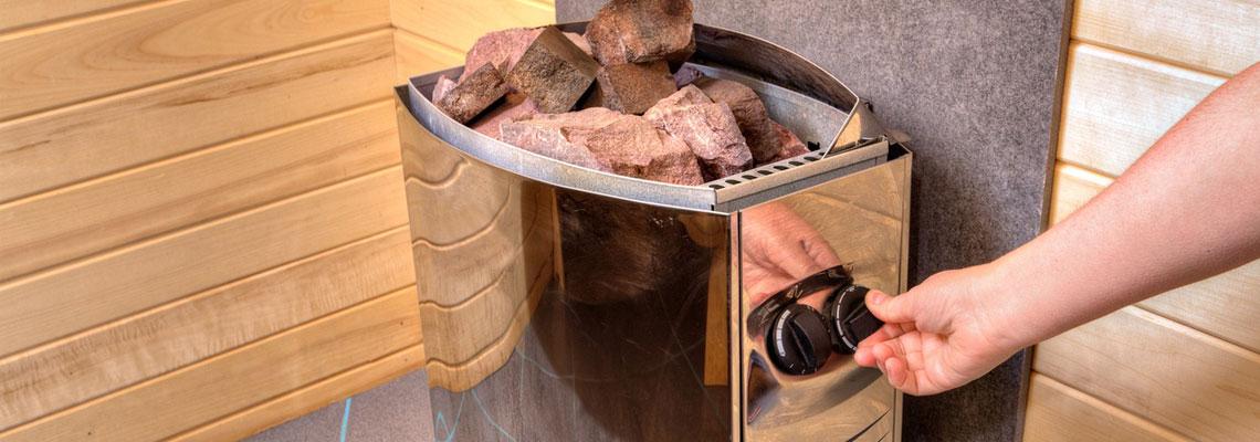 Bien choisir son poêle à sauna