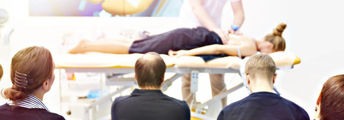 école massage